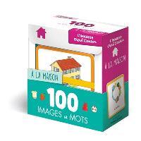 100 images et mots : à la maison : l'imagier du Père Castor
