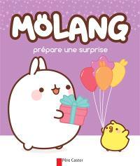 Mölang, Mölang prépare une surprise