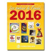 Catalogue de timbres-poste : nouveautés mondiales de l'année 2016