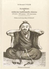 Acouphènes & médecine traditionnelle chinoise : 1978-2011, 2.092 patients, 1.492 observations