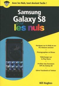 Samsung Galaxy S8 pour les nuls