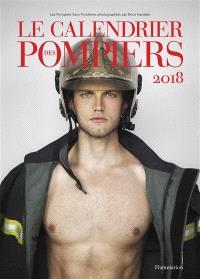 Le calendrier des pompiers 2018 : les Pompiers sans frontières photographiés par Brice Hardelin