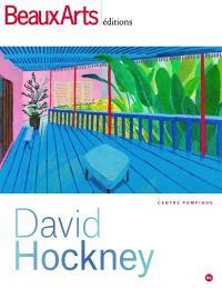 David Hockney : Centre Pompidou