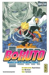 Boruto : Naruto next generations. Volume 2