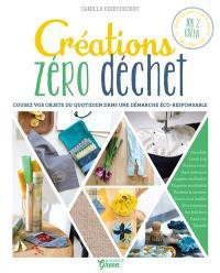 Créations zéro déchet : cousez vos objets du quotidien dans une démarche éco-responsable