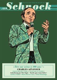 Schnock. n° 23, Charles Aznavour