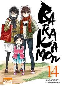 Barakamon. Volume 14