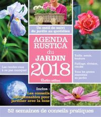 Agenda Rustica du jardin 2018