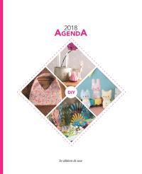 Agenda DIY : 2018