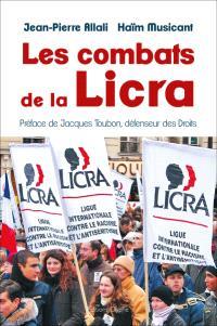 Les combats de la LICRA : 1927-2017