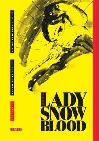 Lady Snowblood : intégrale
