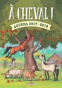 A cheval ! : agenda 2017-2018
