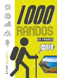 1.000 randos en France