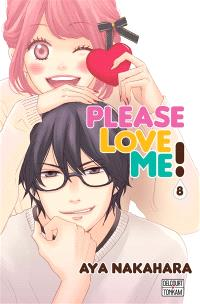 Please love me !. Volume 8