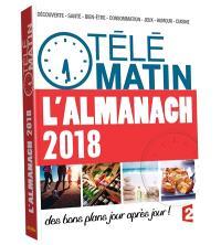 Télématin, l'almanach 2018