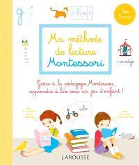 Librairie Mollat Bordeaux Ma Méthode De Lecture Montessori