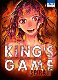 King's game spiral. Volume 4