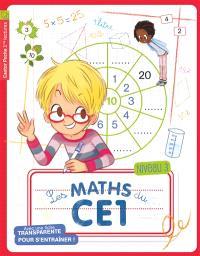 Les maths du CE1 : niveau 3