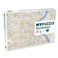 My puzzle Bordeaux