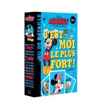 Mickey et ses amis : c'est moi le plus fort ! : jeu de bataille