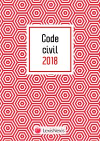 Code civil 2018 : graphik rouge
