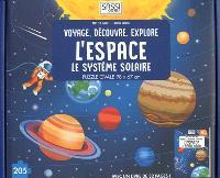 Voyage, découvre, explore, L'espace : le Système solaire