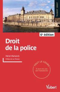 Droit de la police
