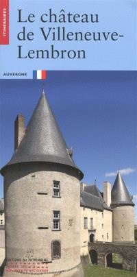 Le château de Villeneuve-Lembron