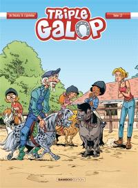 Triple galop. Volume 13