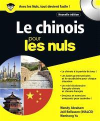 Le chinois pour les nuls