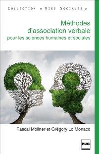 Méthodes d'association verbale pour les sciences humaines et sociales : fondements conceptuels et aspects pratiques