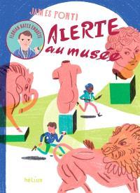 Florian Bates enquête, Alerte au musée