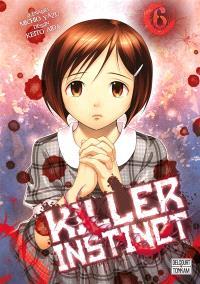 Killer instinct. Volume 6