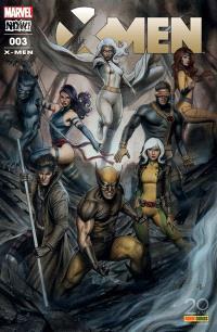 X-Men. n° 3