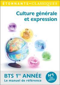 Culture générale et expression : BTS 1re année