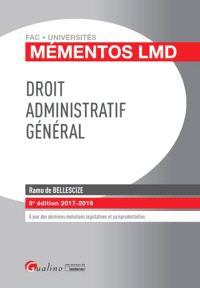 Droit administratif général : 2017-2018