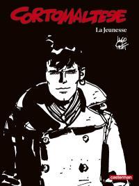 Corto Maltese : en noir et blanc. Volume 09, La jeunesse