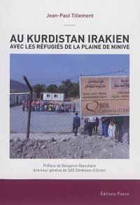 Au Kurdistan irakien avec les réfugiés de la plaine de Ninive : du 23 au 30 septembre 2016