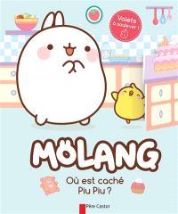 Mölang, Où est caché Piu Piu ?