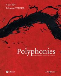 Polyphonies : formes sensibles du langage et de la peinture