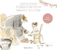 Ernest et Célestine : le grand livre pop-up