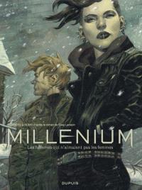 Millénium : intégrale. Volume 1, Les hommes qui n'aimaient pas les femmes