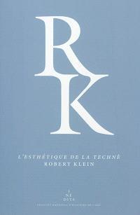 L'esthétique de la techné : l'art selon Aristote et les théories des arts visuels au XVIe siècle