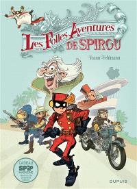 Les aventures de Spirou et Fantasio, Les folles aventures de Spirou