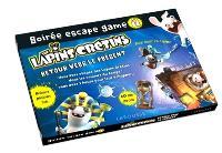 Soirée escape game : the Lapins crétins : retour vers le présent