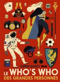 Le who's who des grandes personnes
