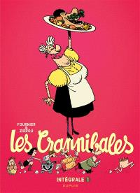 Les Crannibales : intégrale. Volume 1, 1995-2000