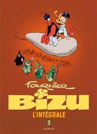 Bizu : l'intégrale. Volume 3, 1989-1994