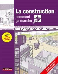La construction, comment ça marche ? : toutes les techniques de construction en images