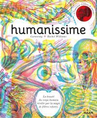 Humanissime : la beauté du corps humain révélée par la magie de filtres colorés
